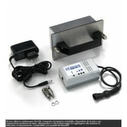 Kit per utilizzo continuativo 24/24h. Composto da batteria estraibile