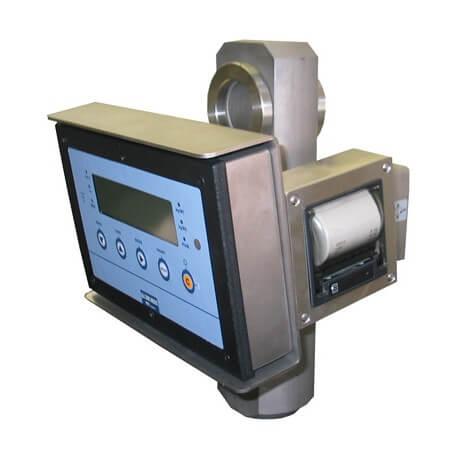 Stampante termica con contenitore in acciaio INOX