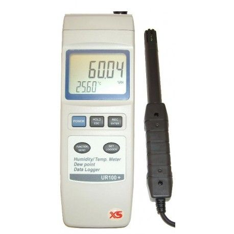 Termoigrometro UR100+ digitale portatile