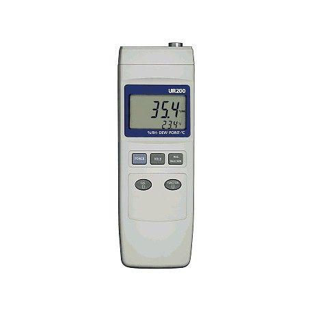 Termoigrometro UR 200 Umidità relativa e punto di rugiada