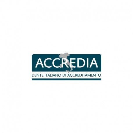 Certificati di calibrazione ACCREDIA per confronto con sonda certificata