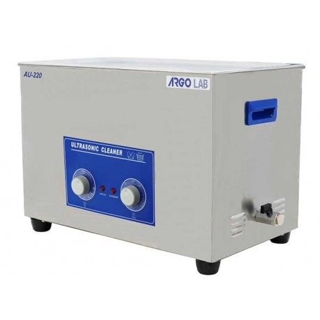 Bagno ad ultrasuoni analogico AU-220 22 litri