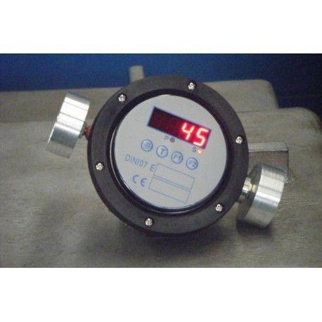 Dinamometro DIN 107 LIFT per ascensori e porte automatiche