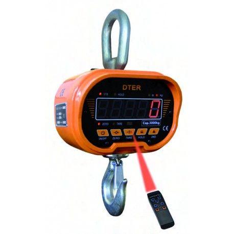 Dinamometro digitale compatto DTER