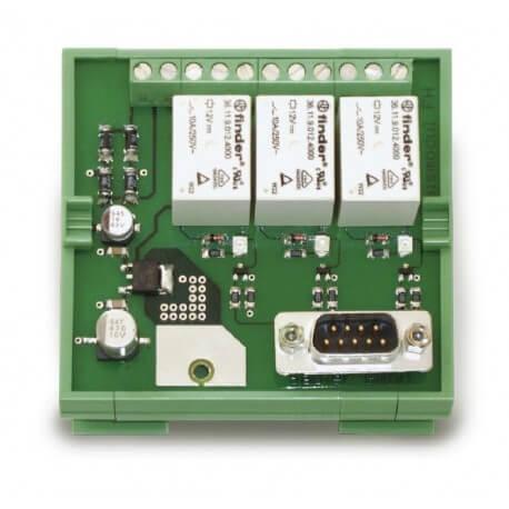 AFH-02 Uscita analogica (Modulo di controllo con relè integrato)