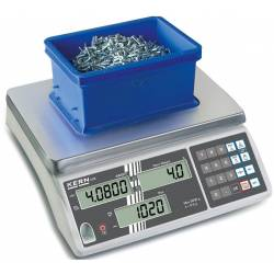 Bilancia contapezzi per ferramenta