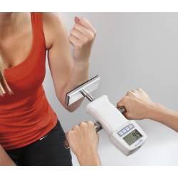 Dispositivo piatto a forma rettangolare fino a 1000 N per rilevare la forza sulla parte del dorso, torace o braccio