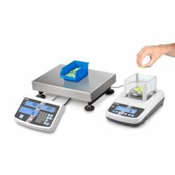 Bilancia contapezzi KERN CCA ad alta risoluzione da 0.01 g a 150 kg