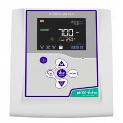 Phmetro da banco pH 60 VioLab senza elettrodo