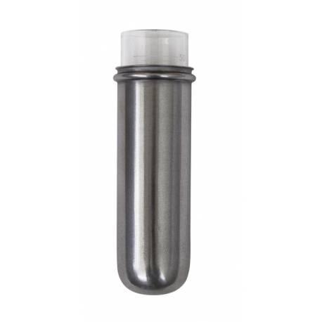 Portaprovetta B 100G con prov.VETRO 100 ml