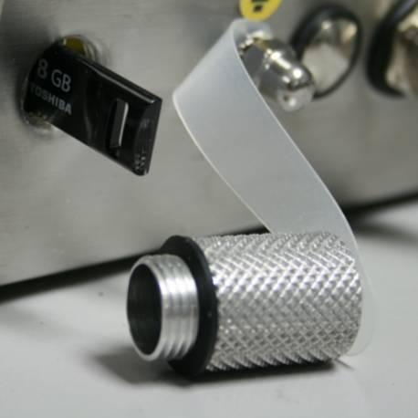 KIT porta USB su bilancia + chiavetta USB di serie