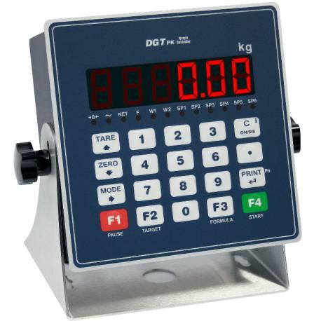 Trasmettitore Indicatore digitale di peso DGTPK