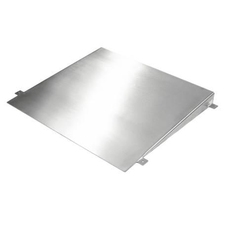 Rampa di salita in acciaio inox per piattaforme S-ETI