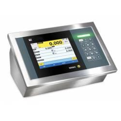 Terminale di pesatura avanzato per ZONA 2 e 22 ATEX/IECEX