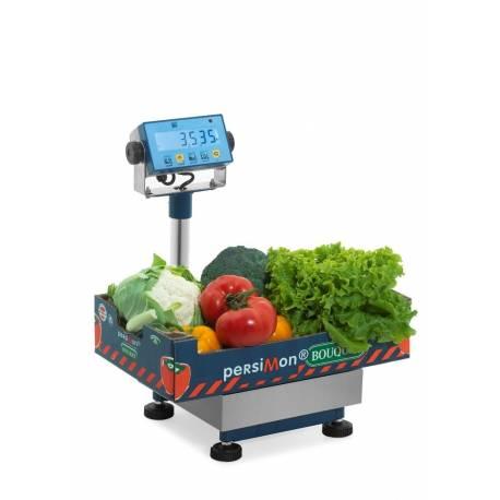 Bilancia per cassette frutta, verdura, olive