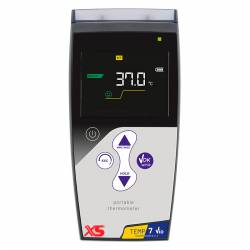 Termometro XS TEMP 7 K-T Vio per Termocoppia K/T