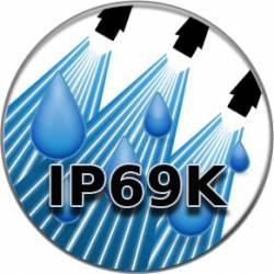 Marcatura grado IP69K