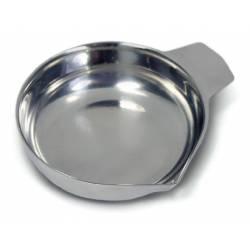 Vaschetta tara di acciaio inox