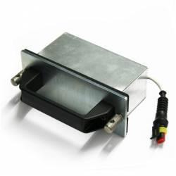 Batteria estraibile aggiuntiva per indicatore solidale a forche pesatrici serie LTF