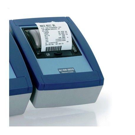 Stampante termica solidale con contenitore in ABS