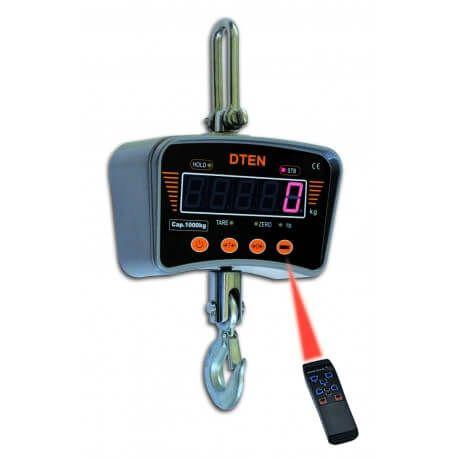Dinamometro DTEN-1 per gru e carroponte