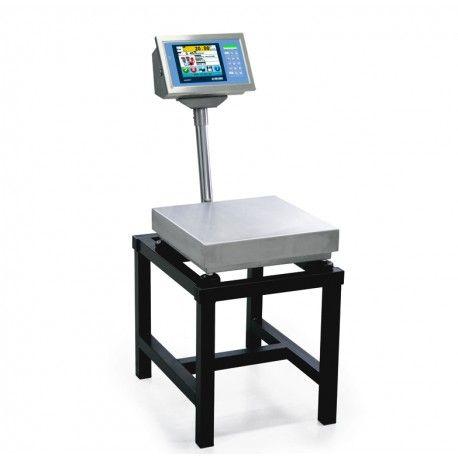 Telaio di rialzo per bilance con piattaforme 40x40 cm o 60x60 cm