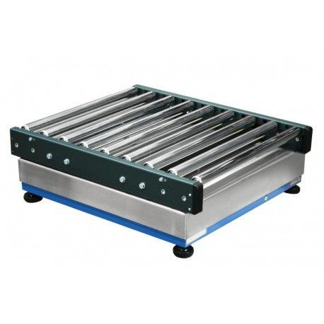 Rulliera Folle per piattaforme di pesatura fino a 60x60 cm