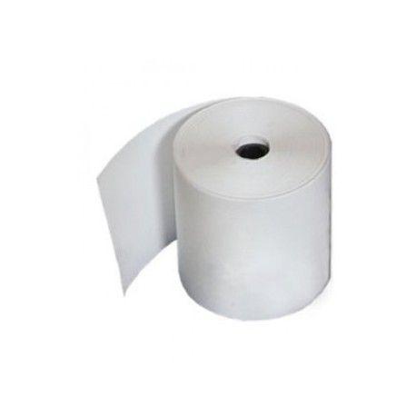 Rotoli di carta Linerless termica adesiva