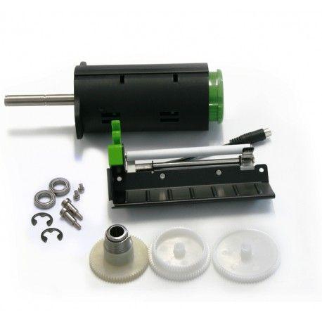 Kit spellicolatore e riavvolgitore per etichettatrice SMTPLUS
