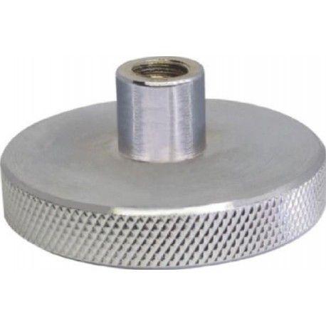 Piastra circolare AC 08 per prove di compressione fino a 5 kN
