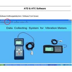 Software di trasmissione dati per SPESSIMETRI SAUTER TC, TE, TF e TG