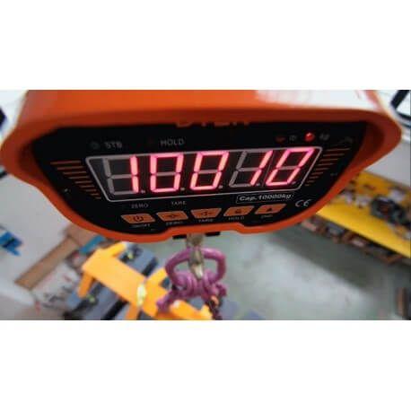 Taratura dinamometri portate 3/5/10 tonn con rilascio Certificato riferibile Accredia