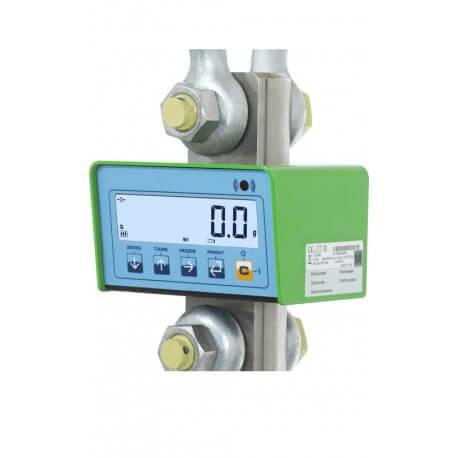 Dinamometro digitale MCWN - per pesata e misurazioni di forza