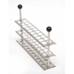 Rack 1 X tubi diam.13mm / 20posti