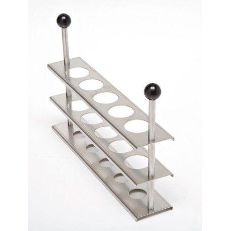 Rack 3 X tubi diam.31mm / 5posti