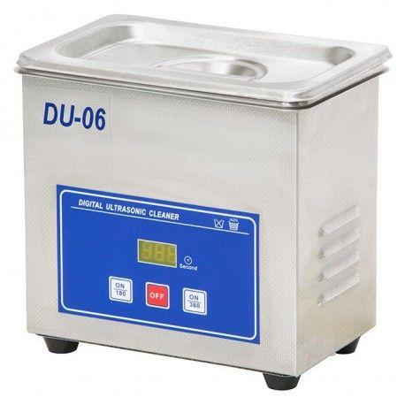Bagno ad ultrasuoni Digitale DU06 - 0,6 litri