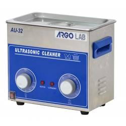 Bagno ad ultrasuoni analogico AU-32 ARGOLAB