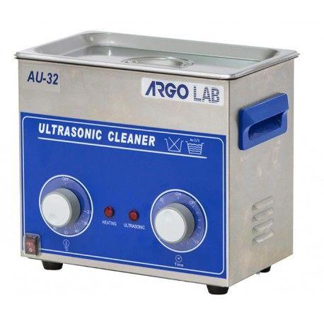 Bagno ad ultrasuoni analogico AU-32 capacità 3,2 Lt