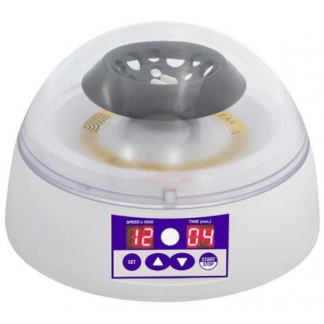 Mini microcentrifuga da banco ultracompatta MULTISPIN 12