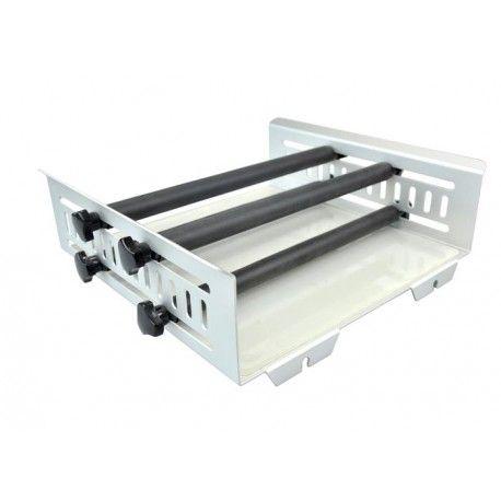 Supporto universale per Shaker SKO-D XL ARGOlab con 4 Rulli regolabili