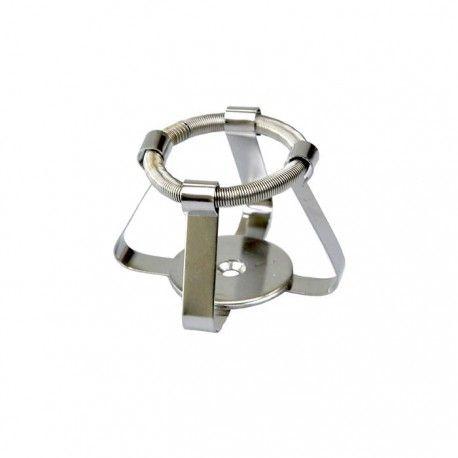 Clips a molla AISI316 beute 50ml ARGOlab