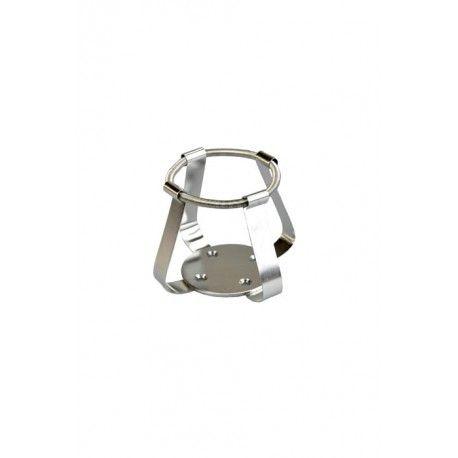 Clips a molla AISI316 beute 200-250ml ARGOlab