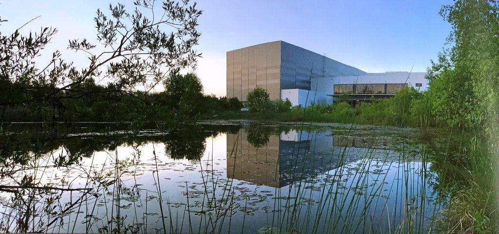 La nuova sede di Kern & Sohn dal 2014