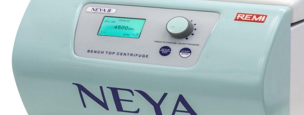 centrifughe da laboratorio NEYA