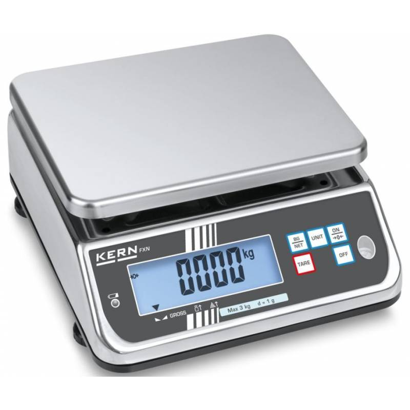 Bilancia digitale per peso porzioni