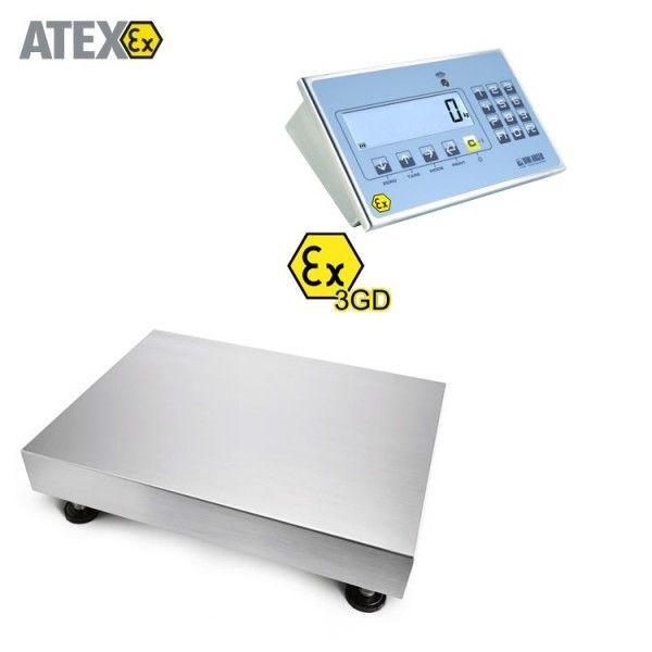 Bilancia con marcatura ATEX