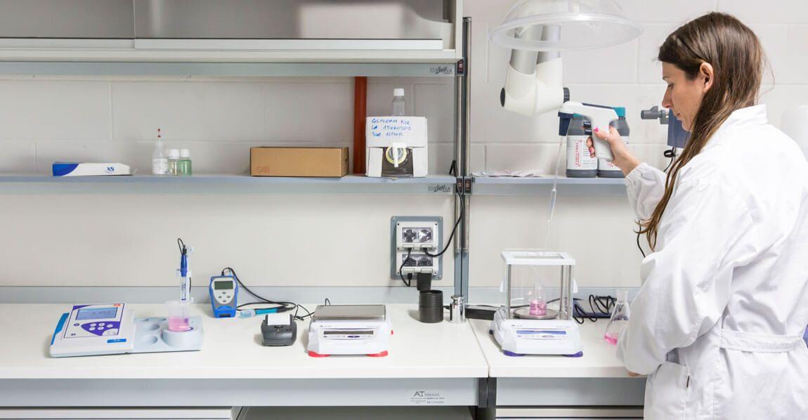 bilance di precisione per laboratori