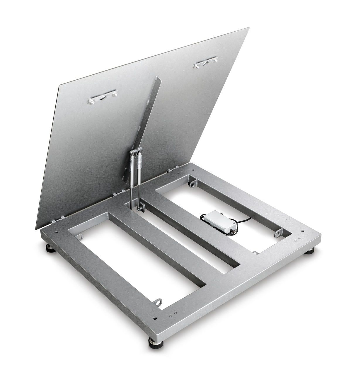 Piattaforma di pesatura INOX