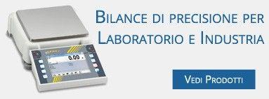 BIlance di Precisione per Laboratorio e Industria