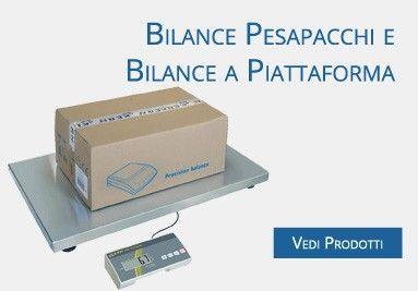 Bilance Pesapacchi e Bilance a Piattaforma